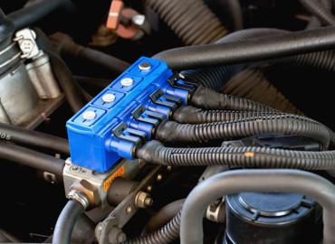 Montaż Instalacji LPG / autogaz