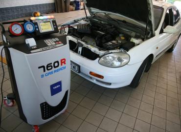 Serwis Klimatyzacji Samochodowej